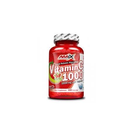vitamin c 100 caps