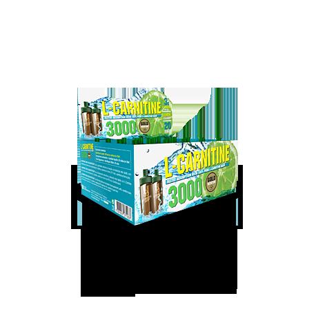 L-Carnitine 3000 20 viales Limón
