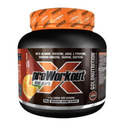 PreWorkout Low-Carb Orange 300 g