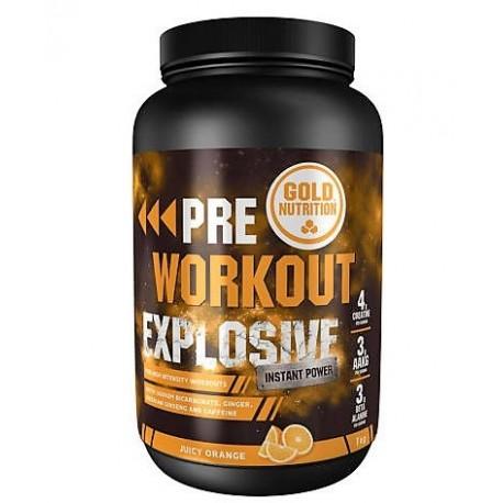 Pre Workout Explosive 1 kg