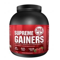 Supreme Gainers 3 kg