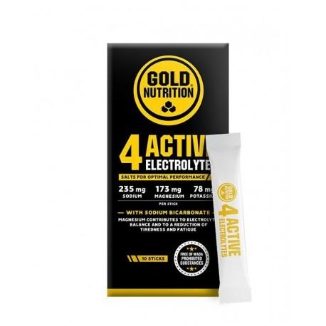 4 Active Electrolytes 10 x 3g