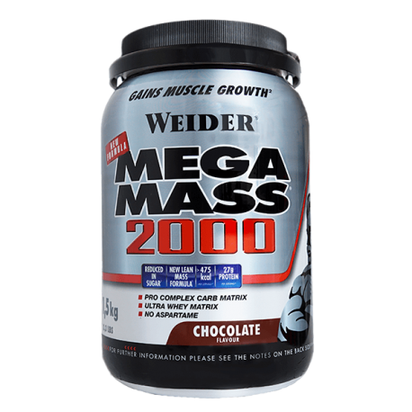 Mega Mass 2000 1,5 kg