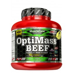 Optimass Beef Gainer 2,5 Kg