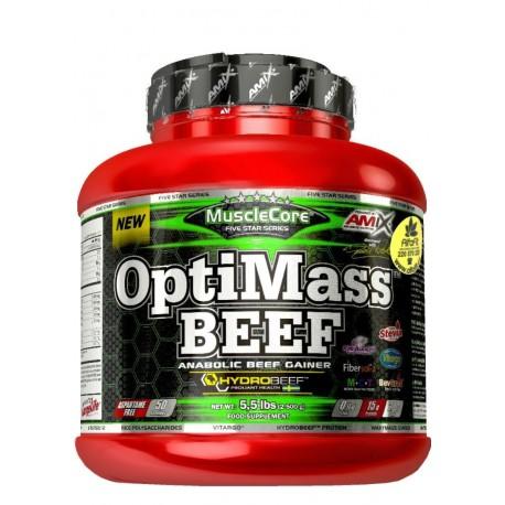 Optimass Beef Gainer 2,5 Kg