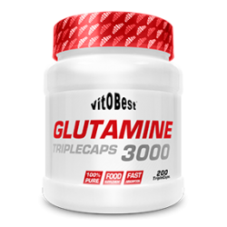 Glutamine 3000 200 Triple Caps