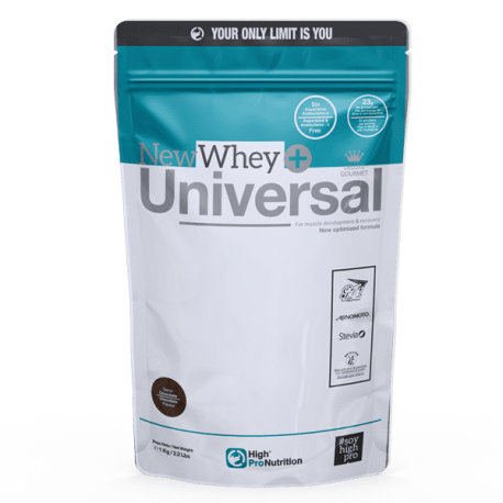 Whey Universal 1kg (Formato bolsa)