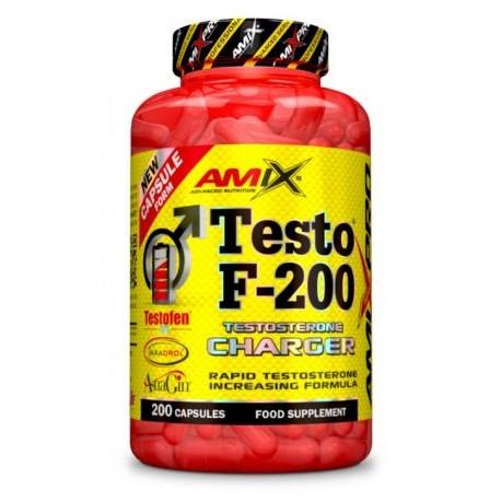 Testo F-200 200 cápsulas
