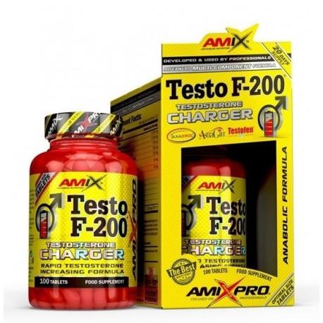 Testo F-200 100 Tabletas
