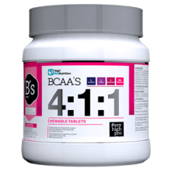 BCAA´s 4:1:1 Masticables 100tab
