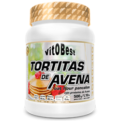 Tortitas de Avena 500 g