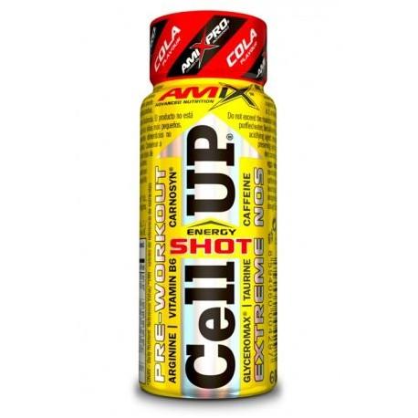 CellUp Energy Shot 60ml