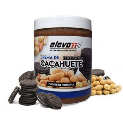Crema Cacahuete 300g Cookies & Cream