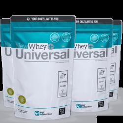 Whey Universal 4 x 1kg