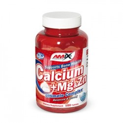Calcium-Magnesio-Zinc 100 Tabletas