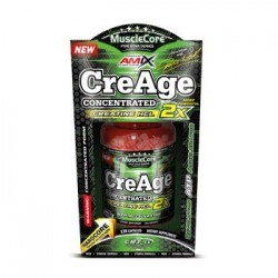 Creage Creatine HCL 120 caps