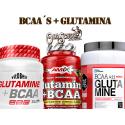 BCAA con Glutamina