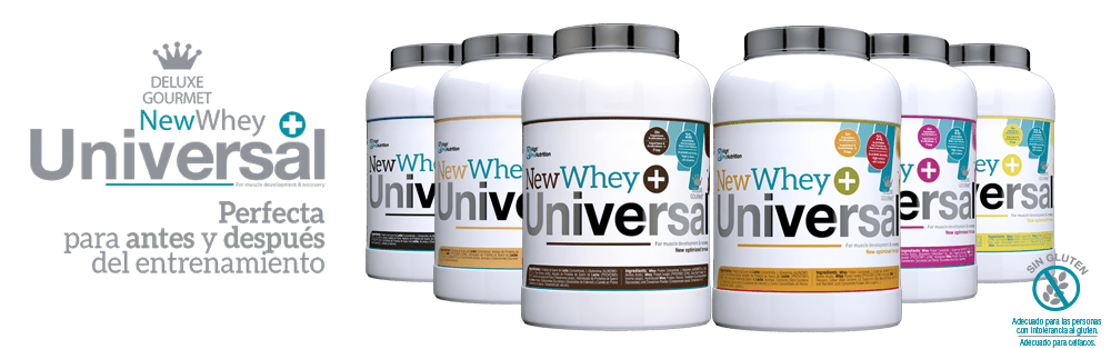 Universal Whey High Pro Nutrition