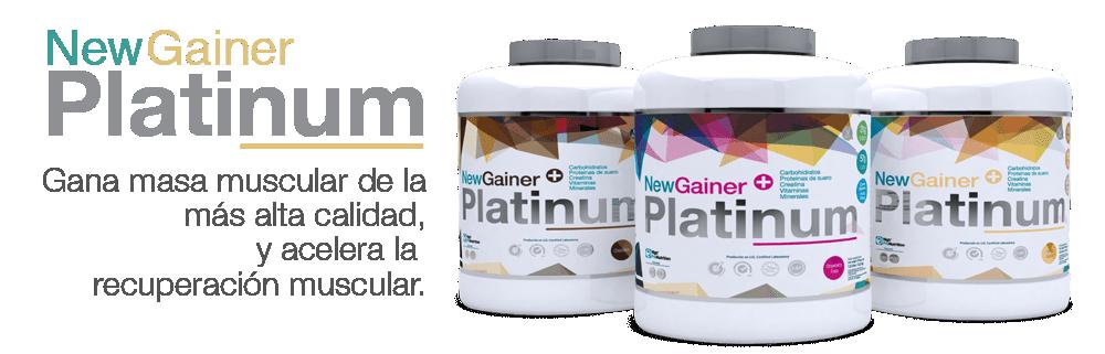 New Gainer Platinum